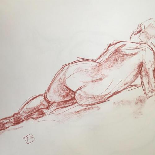 Summer life drawing 02