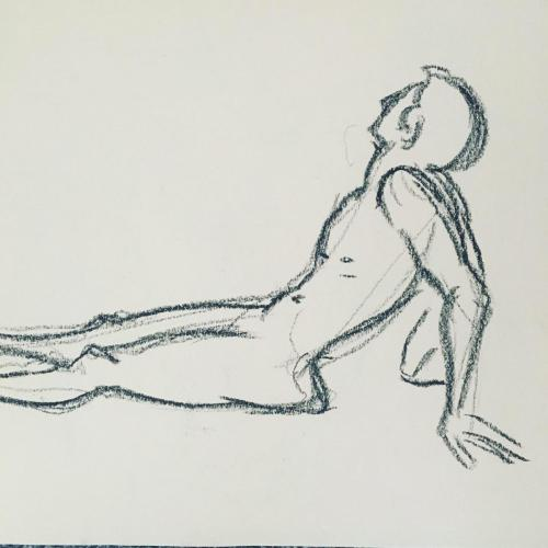Summer life drawing 19
