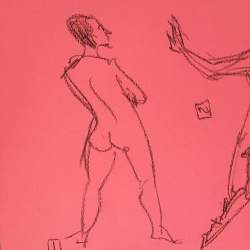 Summer life drawing 20