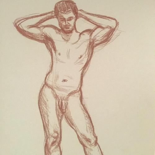 Summer life drawing 18