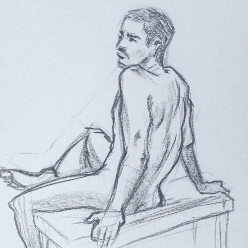 Summer life drawing 14
