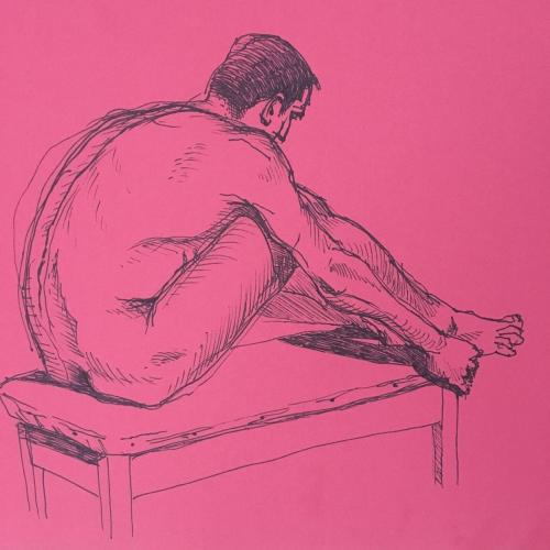 Summer life drawing 17