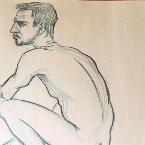 Summer life drawing 15