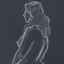 Summer life drawing 11